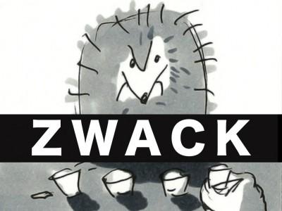 ZWACK spot koncepció