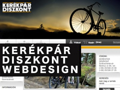 NEWS - KEREKPAR DISZKONT webdesign, corporate identity